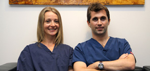 Team - Dentist in Barcelona Sanz&Pancko